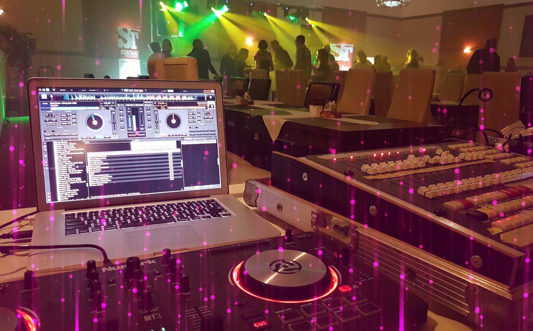Jsem DJ pro vaši párty nebo firemní večírek